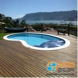 contratar reforma de piscina em condomínio Penha