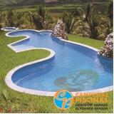 empresa para comprar cascata de piscina em acrílico Rio Pequeno