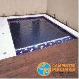 empresa para comprar cascata piscina alumínio Santos