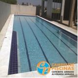 empresa para comprar piscina de concreto para natação Jaboticabal