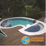 empresa para comprar piscina de vinil grande para clube São Vicente
