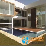 empresa para comprar piscina de vinil para recreação Praia Grande