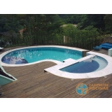 empresa para reforma de piscina de pastilha Embu das Artes