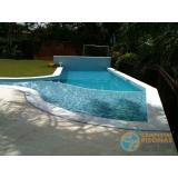 empresa para reforma piscina concreto Vila Mazzei