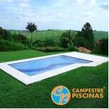 empresa para revestimento de piscina moderno Jardim Iguatemi
