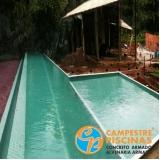 empresa para revestimento para piscina verde Santo Amaro