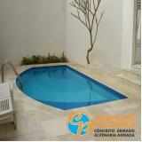 empresa para tratamento automático de piscina em resort Vila Andrade