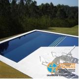 filtro de piscina de vidro Águas de São Pedro