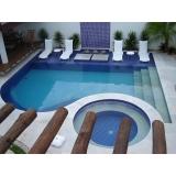 filtro para piscina com carrinho Parque Santa Madalena