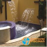 filtro para piscina pequena preço Parque Santa Madalena