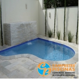 filtro para piscina pequena Jardim Bonfiglioli