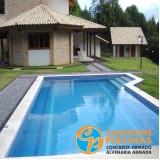 filtro para piscina redonda Nova Piraju