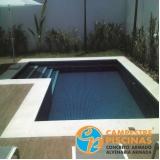 filtro para piscina em chácara
