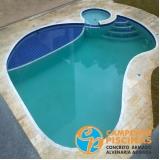 iluminação para borda de piscina valor Nazaré Paulista