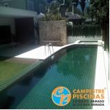 iluminação piscina coberta valor Vila Maria
