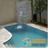 iluminação piscina com leds preço Vila Mariana