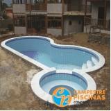iluminação piscina de vinil valor Rio Pequeno