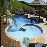 loja para comprar cascata de piscina de fibra Santa Isabel