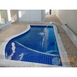 loja para comprar piscina de fibra com borda sem fim Jardim Iguatemi