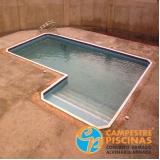 loja para construção de piscina elevada Vila Clementino