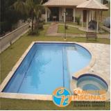 loja para construção de piscina em clube Jardim Santa Terezinha