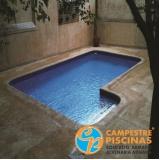 loja para construção de piscina fibra Ponte Rasa