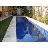 obra de acabamento para borda de piscina Jaboticabal