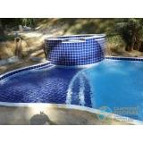 onde comprar piscina de fibra com borda sem fim Jardim América