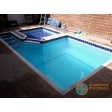 onde comprar piscina de vinil acima do solo Ribeirão Pires