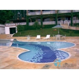 onde comprar piscina em vinil Jardim Santa Helena