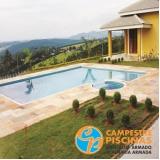 onde encontro acabamento para piscina de alvenaria Vila Medeiros