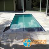 onde encontro revestimento de piscina moderno São Vicente
