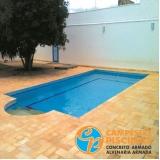 onde encontro revestimento para piscina moderno Penha