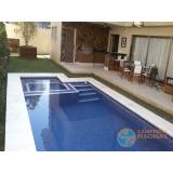 onde fazer piscina com concreto armado Parque Anhembi