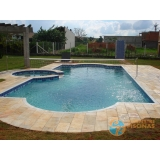 onde fazer piscina de concreto com infantil Perus