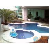 onde fazer piscina de concreto com sauna São José do Rio Preto