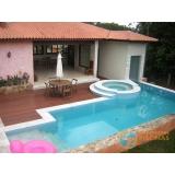 onde fazer piscina de concreto com solarium Butantã
