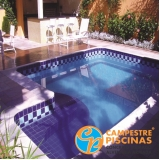 onde vende cascata piscina alumínio São José do Rio Pardo