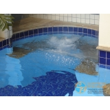 orçamento para piscina de alvenaria armada com fibra Cidade Jardim