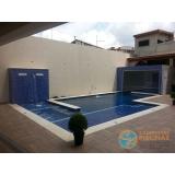 orçamento para piscina de alvenaria armada estrutural Ribeirão Pires