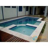 orçamento para reforma geral de piscina Hortolândia
