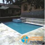 pastilha para piscina verde Parque Mandaqui
