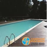 pedras para área de piscina valor Vila Clementino