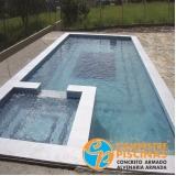 pedras para área piscina valor Água Branca