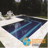 pedras para decorar piscinas orçar São Bernardo do Campo
