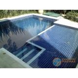 piscina com concreto projetado preço Cotia