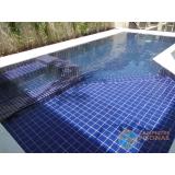 piscina com concreto projetado Zona oeste