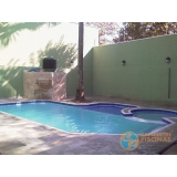 piscina de alvenaria armada com hidro orçar Valinhos