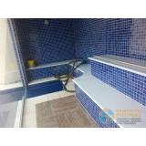 piscina de alvenaria armada estrutural orçar Araras
