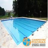 piscina de alvenaria com prainha Sapopemba